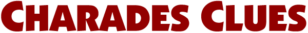 Charades Clues Logo