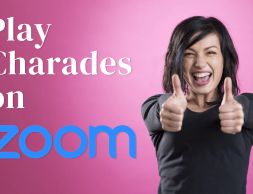 Play Charades on Zoom