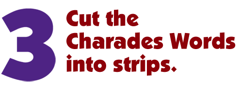 charades words