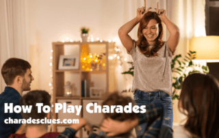 how to play charades