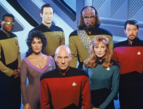 Star Trek Games: Explore the Galaxy with Star Trek Charades
